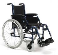 rolstoel mindervaliden slecht op de been